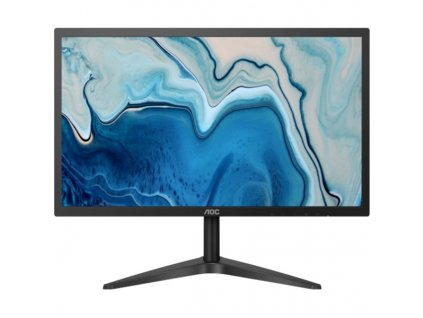 "Monitor AOC 22B1HS 21.5"",LED, IPS, 5ms, 1000:1, 250cd/m2, 1920 x 1080, - černý"