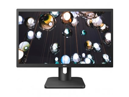 "Monitor AOC 22E1D 21.5"",LED, TN, 2ms, 1000:1, 250cd/m2, 1920 x 1080 - černý"