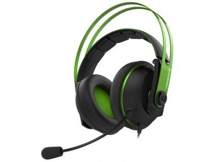 Headset Asus Cerberus Gaming V2 - zelený