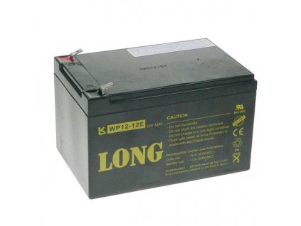 Akumulátor Avacom Long 12V 12Ah DeepCycle