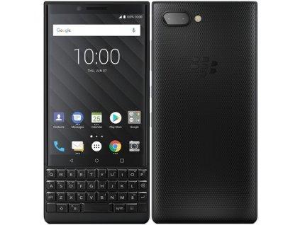 Mobilní telefon BlackBerry Key 2 128 GB - černý