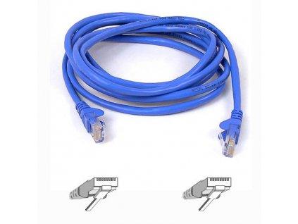 Kabel Belkin síťový (RJ45), 2m - modrý