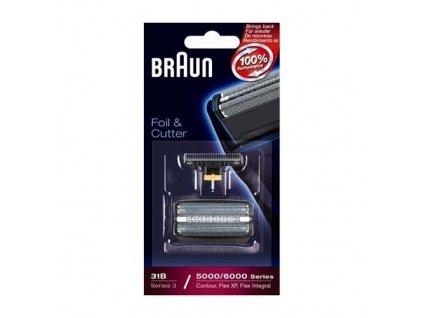 CombiPack Braun FlexIntegral - 31S stříbrný