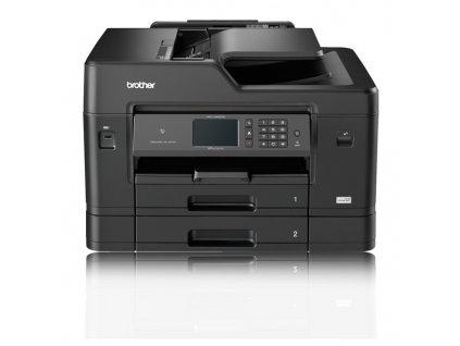 Tiskárna multifunkční Brother MFC-J3930DW A3, 22str./min, 20str./min, 4800 x 1200, 256 MB, automatický duplex, WF, USB - černý