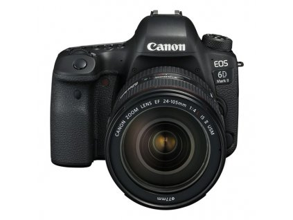 Zrcadlovka Canon EOS 6D Mark II + 24-105 IS STM