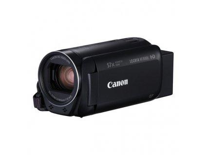 Videokamera Canon LEGRIA HF R806 Essential kit černá + pouzdro + pam.karta