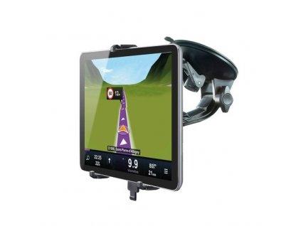 """Držák do auta CellularLine Crab Tablet 3v1 pro tablety do velikosti 12"""" - černý"""