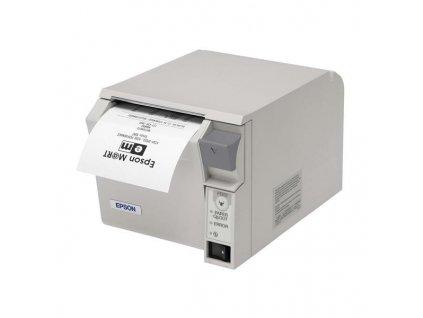 Tiskárna pokladní Epson TM-T70II pokladní, termální, 250 - bílá