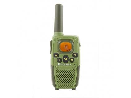 Vysílačky GoGEN MAXI VYSILACKY, tmavě zelená barva
