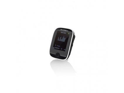 "MP3/MP4 přehrávač GoGEN MXM 421 GB16 BT BL, s 1,7"" displejem a bluetooth, černý/bílý"