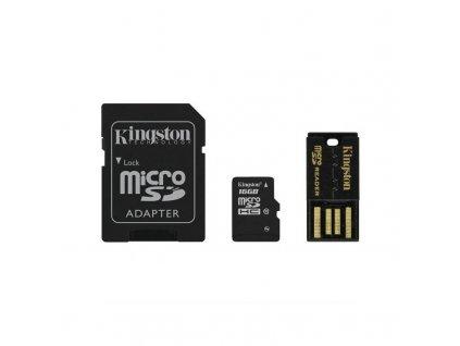 Paměťová karta Kingston Mobility Kit 16GB UHS-I U1 (30R/10W)