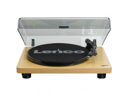 Gramofon Lenco L-30, dřevo