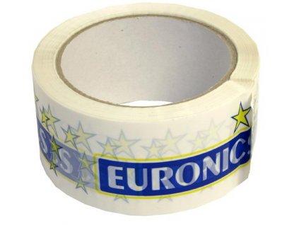 """Lepící páska """"Euronics"""" - balení 6ks"""