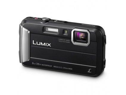 Fotoaparát Panasonic DMC-FT30EP-K, černý