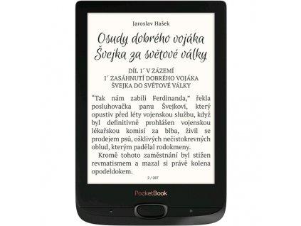 Čtečka e-knih Pocket Book 616 Basic Lux 2 - černá