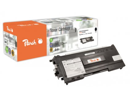 Toner Peach Brother TN-2000X, 5000 stran, kompatibilní - černý