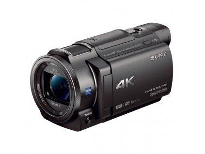 Videokamera Sony FDR-AX33B, 4K