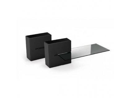 Organizér na kabely Meliconi GHOST CUBE Shelf