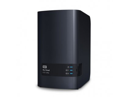 Datové uložiště (NAS) Western Digital My Cloud EX2 Ultra