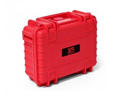 Pouzdro XSories Big Black Box DIY - červený