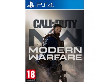 Hra Activision PlayStation 4 Call of Duty: Modern Warfare