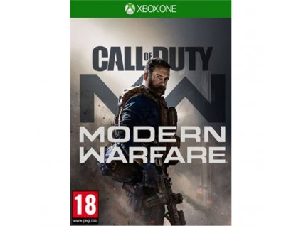 Hra Activision Xbox One Call of Duty: Modern Warfare