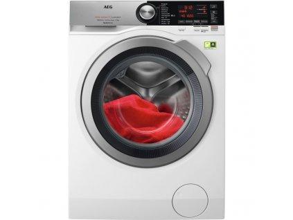 Pračka AEG ÖKOMix® L8FBC69SCA  + AKCE + vak na jemné prádlo