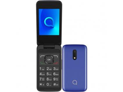 Mobilní telefon ALCATEL 3025X - modrý
