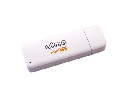 TV tuner ALMA mini TV, DVB-T2, H.265