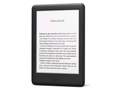 Čtečka e-knih Amazon Kindle Touch 2019 s reklamou - černá