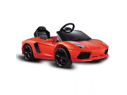 Elektrické autíčko Buddy Toys BEC 7008 Aventador - červená