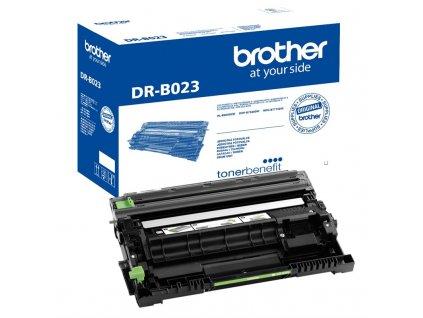 Válec Brother DR-B023, optický, 12000 stran - černý