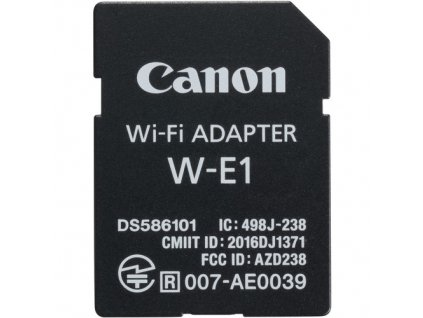 Adaptér Canon W-E1 WiFi adapter