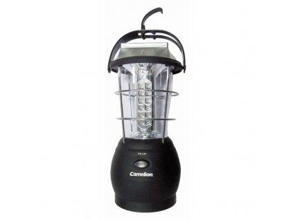Svítilna Camelion Solar Lantern 36x LED