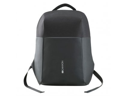 """Batoh na notebook Canyon Anti-theft pro 15.6"""", integrované USB - černý"""