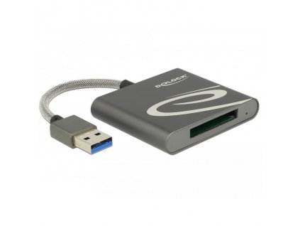 Čtečka paměťových karet DeLock USB 3.0/XQD 2.0