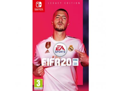 Hra EA Nintendo SWITCH FIFA 20