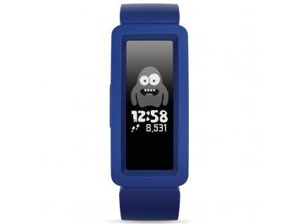 Fitness náramek Fitbit Ace 2 - Night Sky / Neon Yellow