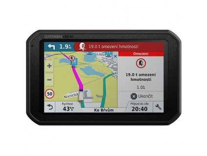 Navigace Garmin dezl 780T-D Lifetime Europe45