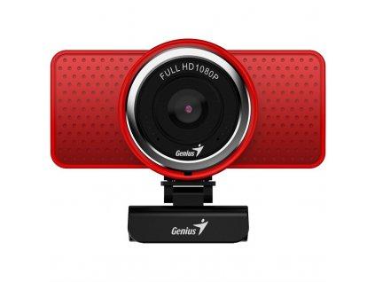 Webkamera Genius ECam 8000, Full HD - červená