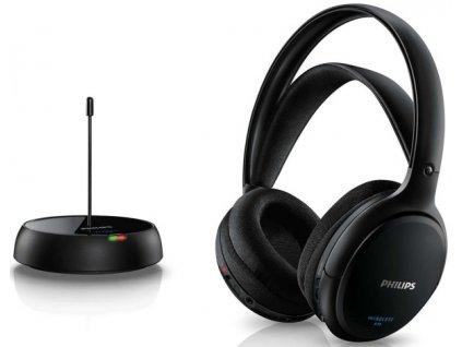 Sluchátka Philips SHC5200 - černá