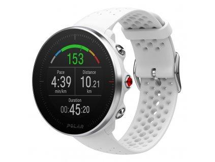 GPS hodinky Polar Vantage M, vel. M/L - bílé
