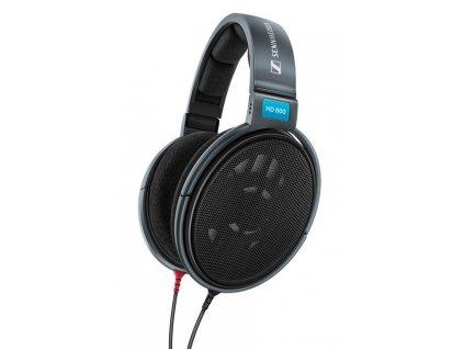 Sluchátka Sennheiser HD 600 - černá