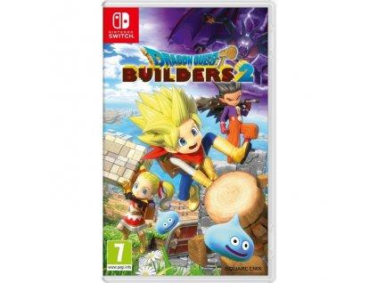Hra Nintendo SWITCH Dragon Quest Builders 2