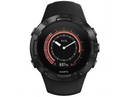 GPS hodinky Suunto 5 - All black
