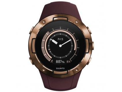 GPS hodinky Suunto 5 - Burgundy Copper