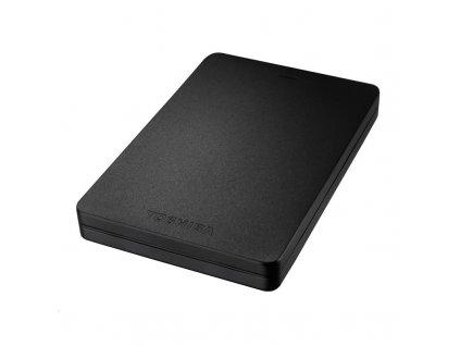 """HDD ext. 2,5"""" Toshiba Canvio Alu 1TB - černý"""
