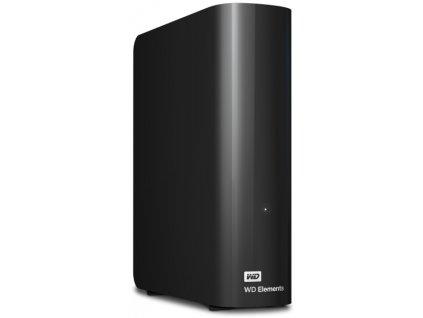 "HDD ext. 3,5"" Western Digital Elements Desktop 10TB - černý"