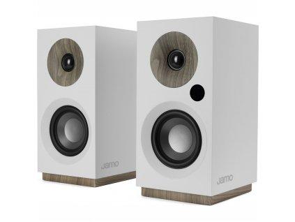 Repro Jamo S 801 PM, 2 ks, bílé