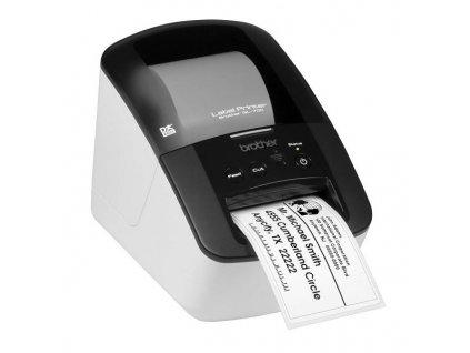 Tiskárna štítků Brother QL-700 USB 2.0